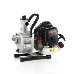 Бензиновая мотопомпа для загрязненных вод Koshin SEV-25L