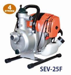 Бензиновая мотопомпа для загрязненных вод Koshin SEV-25F