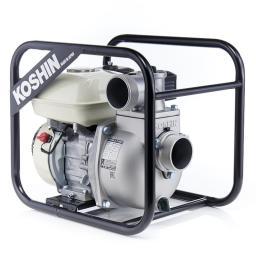 Бензиновая мотопомпа для загрязненных вод Koshin SEH-80JP