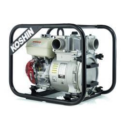 Бензиновая мотопомпа для сильнозагрязненной воды Koshin KTH-80S o/s