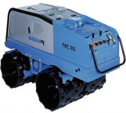 Каток траншейный  Weber TRC-86