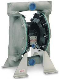 Пневматический мембранный насос FLUX, модель FDM 40