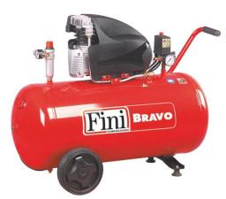 Коаксиальный поршневой компрессор FINI BRAVO-402M