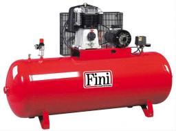 Поршневой компрессор с ременным приводом высокого давления FINI BK-119-500F-7.5 AP