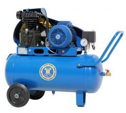 Поршневой компрессор с ременным приводом К-11