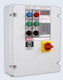 Пультр управления Zenit Q2T 1224