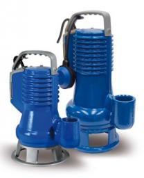 Погружной фекальный насос Zenit DG BLUE P 75/2/G40V A1BM/50
