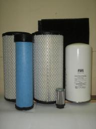 260OF0060 Сервисный набор фильтров 4000ч. для компрессора FINI MC40-50