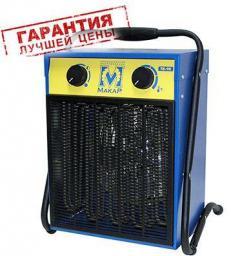 Тепловентилятор 9 кВт / 380 В - МАКАР ТВ-9
