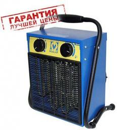 Тепловентилятор 5 кВт 220В - МАКАР ТВ-5/220
