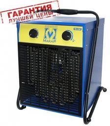 Тепловентилятор 24 кВт / 380 В - МАКАР ТВ-24