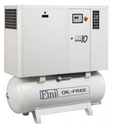 Спиральный безмасляный компрессор FINI OS 1008-270F TA