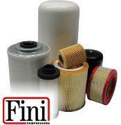 260EW0050Сервисный набор фильтров 4000ч. для компрессора FINI MEGA SD 50-60