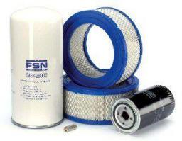 260FE0040 Сервисный набор фильтров 4000ч. для компрессора FINI MC40-50