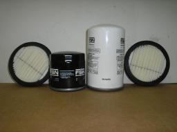 251KL0060 Сервисный набор фильтров 4000ч. для компрессора FINI PLUS 40