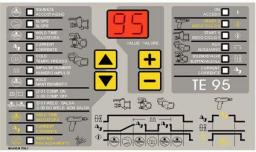 50130 Плата управления для TE 95