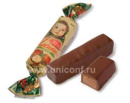 Конфеты Аленка с орешками