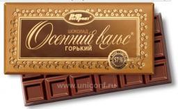 Шоколад Осенний вальс (100г)