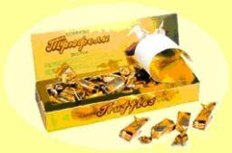 Трюфеля конфеты