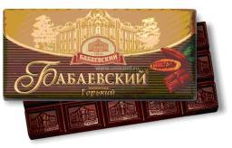 Шоколад Бабаевский Горький (100г)