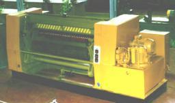 Машина кожевенная мездрильная ММГ–1500М