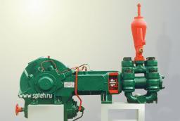 Насос поршневой цементировочный 9ТС (НЦ-320)