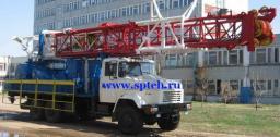 Агрегат для освоения и ремонта скважин А60/80