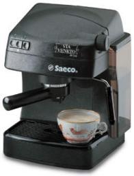 Кофеварка-эспрессо Saeco Via Veneto de Luxe Black