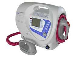 Монитор-дефибриллятор синхронизируемый с формированием биполярного терапевтического импульса ДФР-02-УОМЗ.