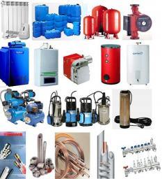 Системы отопления и водоснабжения для загородных домов и коттеджей