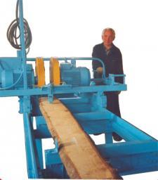 Деревообрабатывающий станок кромкообрезной АМ-208