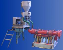 Мельницы тонкого помола для производства цемента, ВНВ, и прочих мелкодисперсных материалов