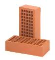 Кирпич керамический пустотелый М-125, 150