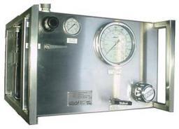 Мобильная установка высокого давления Test Pac 300 Haskel для опрессовки, гидроиспытаний