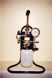 Переносная гидроустановка  Test Pac 33 Haskel для полевых испытаний, опрессовки