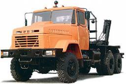 Лесовоз КрАЗ-64372-045