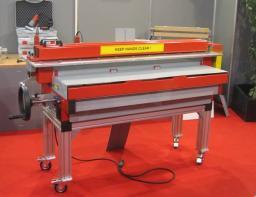 Ручные сварочные машины для листов (плит), фирмы INGENIA моделей SH / L-SH