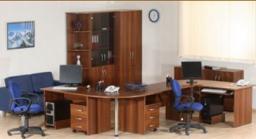 Мебель для офиса серия АЛЬФА