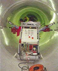 Сварочные роботы INGENIA моделей RI-maxi Drive