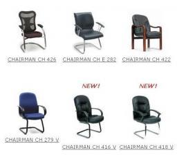 Кресла посетителей