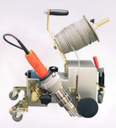 Сварочный аппарат автоматический модель HSK PLAST 1000-F