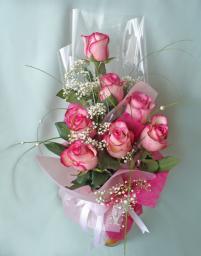 Букет из 7ми роз, 1030р