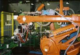 Сварочные роботы специальные HSK