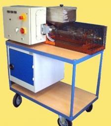 Эструдер для производства сварочного прутка, модель HSK 10 S