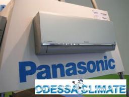 Кондиционеры PANASONIC купить в Одессе. PANASONIC CS-TE9HKE/CU-TE9HKE,PANASONIC CS-TE12HKE/CU-TE12HKE