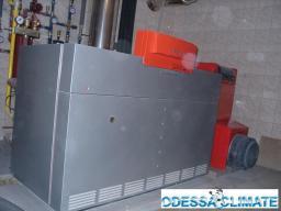 VIESSMANN VITOGAS 100 F купить в Одессе котлы газовые напольные.
