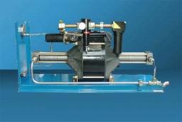 Промышленные стенды Haskel для испытаний инертными газами