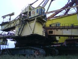 Реализуем роторные экскаваторы ЭР-1250