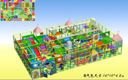 детские игровые комнаты - лабиринты