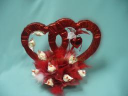 Букет из конфет Большая любовь